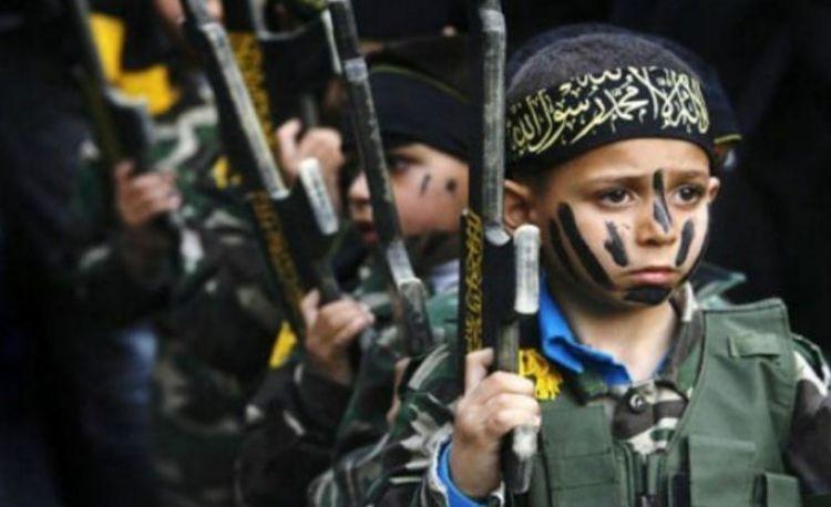 10 Potret kengerian kondisi tentara anak yang direkrut ISIS