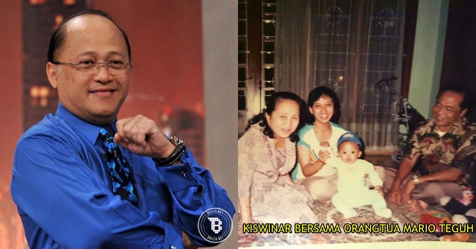 Adik Mario Teguh unggah foto bukti Kiswinar anak sang kakak, wah!