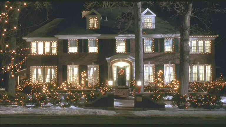 20 Rumah keren yang pernah ada dalam film, kamu suka yang mana?