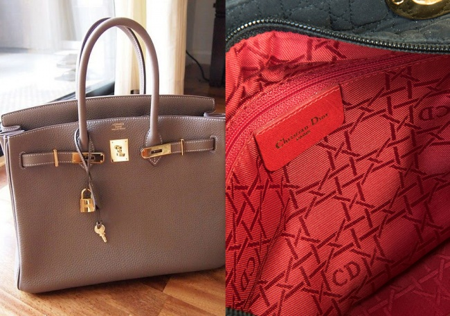 Подделки под известные бренды сумки