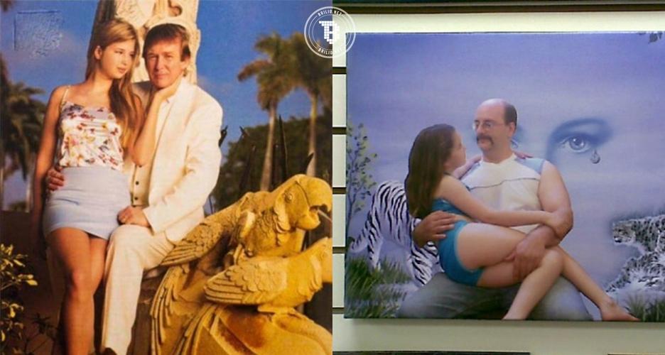 11 Foto absurd ayah dan anak perempuan ini malah mengundang tanya
