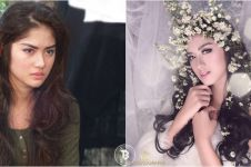 15 Foto Ochi Rosdiana, eks anggota girlband yang rambah dunia akting