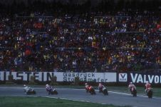 10 Sirkuit ini langganan dipakai gelar MotoGP, gas mentok Bro!