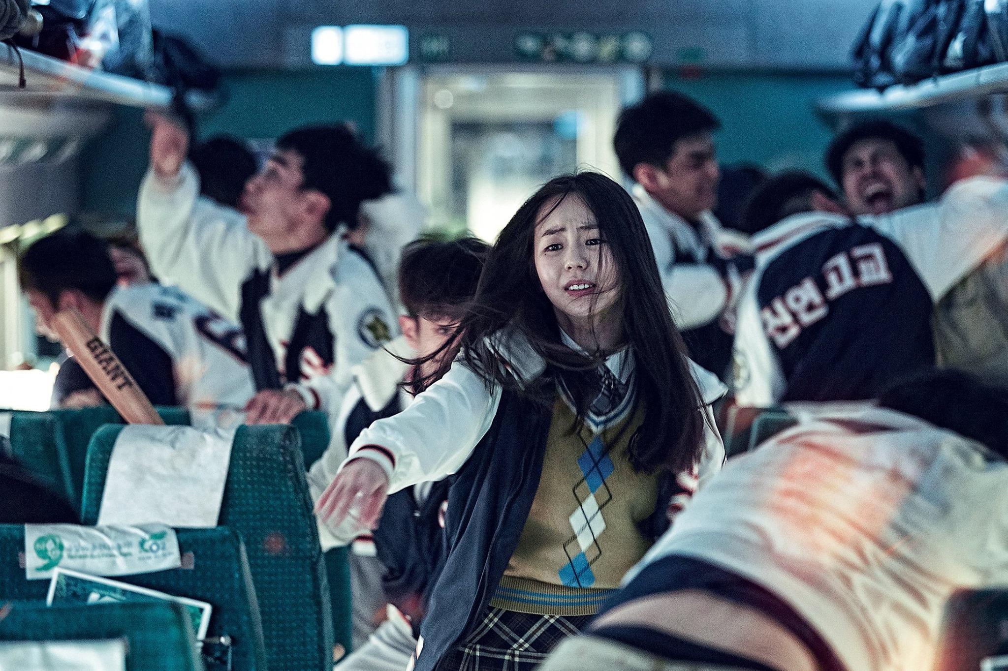 10 Foto di balik layar 'Train To Busan', film zombie Korea yang serem