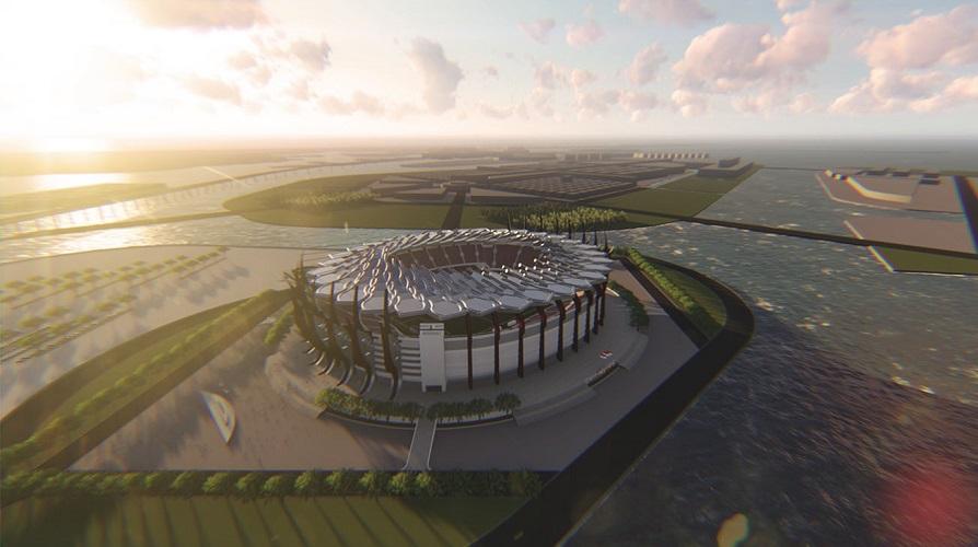 5 Desain stadion Piala Dunia 2026 rancangan mahasiswa ITS