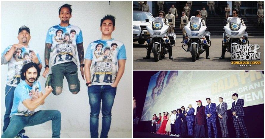 5 Alasan Warkop DKI Reborn tembus 3 juta penonton dalam 6,5 hari