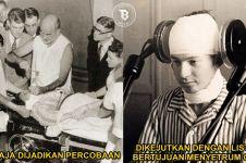 10 Potret seramnya penghuni rumah sakit jiwa 100 tahun lalu