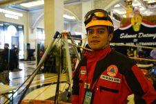 Agus Riyanto, 'penyelamat' para pendaki & warga di Gunung Merapi