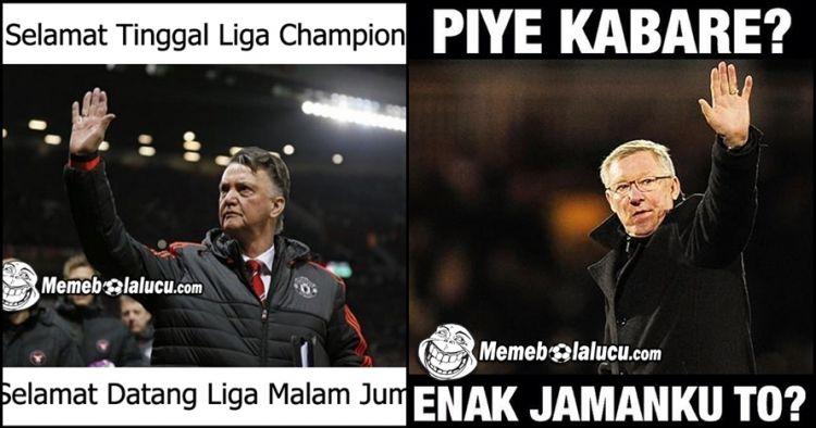 15 Meme Ledek Manchester United Yang Kalah Lagi Kasihan Ya