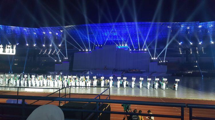 5 Fakta Stadion GBLA, lokasi pembukaan PON Jabar 2016 yang megah