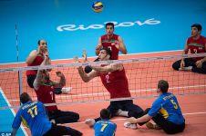 Punya tinggi 2,46 m, orang ini jadi atlet tertinggi di Paralimpiade