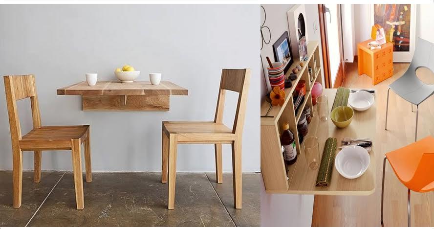 15 Desain meja makan ini unik dan kekinian, bikin betah di rumah