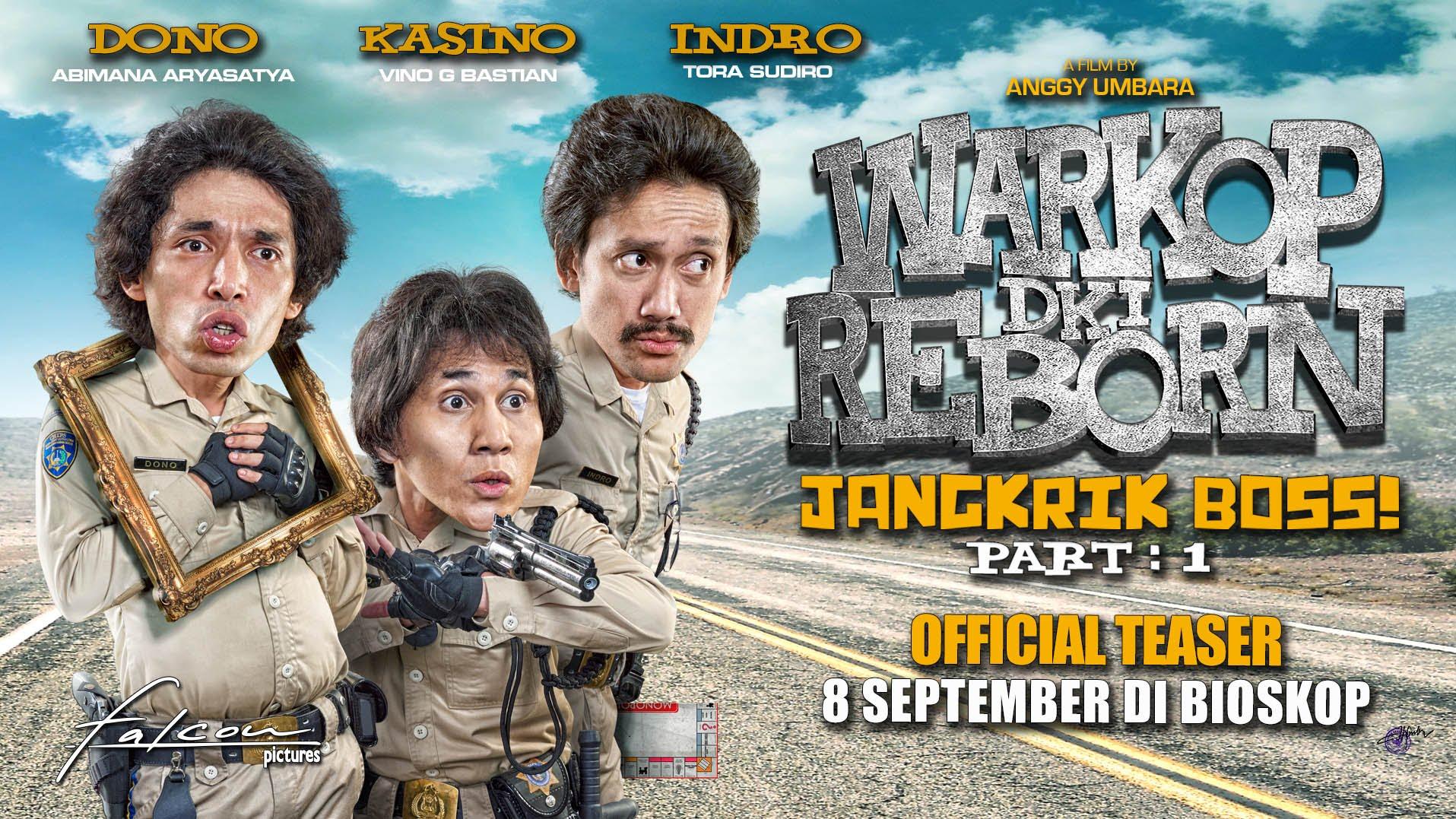 4 Fakta mengejutkan film Warkop DKI Reborn, kamu pasti nggak nyangka!