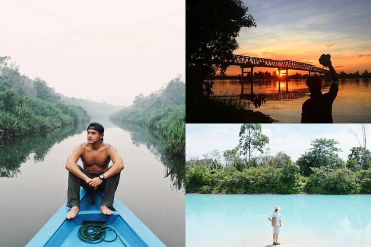25 Tempat wisata di Kalimantan Tengah, berasa di Amazon