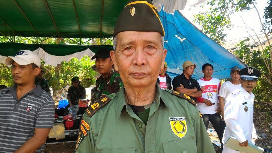 Veteran perang ini masih 'berperang' di perbatasan RI-Malaysia
