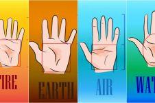 4 Bentuk telapak tangan dan artinya terhadap kepribadianmu