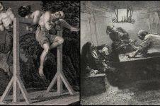 10 Cara ini biasa dipakai bajak laut untuk menyiksa tawanannya, ngeri