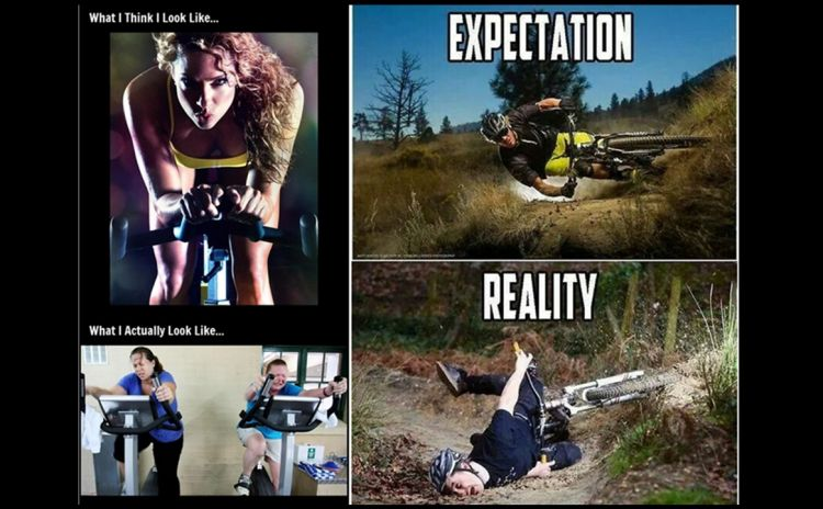 12 Foto harapan & realita olahraga ini bikin kamu ketawa guling-guling