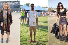15 Outfit kekinian yang bisa kamu pakai saat nonton festival musik