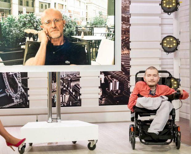 Pria ini akan jalani transplantasi kepala pertama di dunia