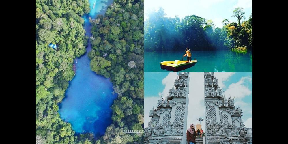 25 Wisata Tersembunyi Di Kalimantan Timur Bisa Saingi Keindahan