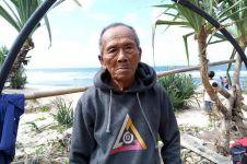 Berkat Mbah Marto, Pantai Sanglen semakin diminati wisatawan