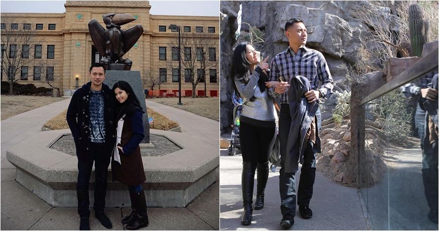 20 Foto harmonisnya Agus Yudhoyono dan Annisa Pohan, bikin baper