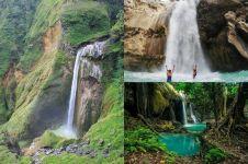 Nggak cuma pantai di Lombok, ini 20 air terjun terbaik di NTB