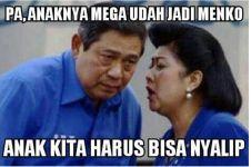8 Meme sindir Agus Yudhoyono nyalon Cagub DKI Jakarta, mak jleb!