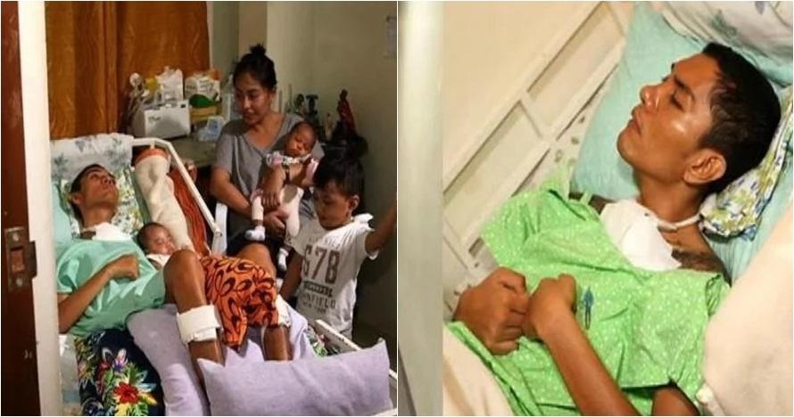 Kisah istri setia temani suaminya koma selama 9 bulan ini bikin haru