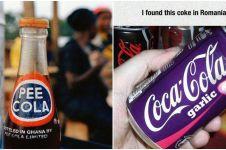 13 Nama minuman ringan ini bikin kamu mikir dua kali untuk meminumnya