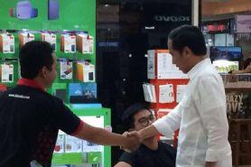 Cerita Presiden Jokowi antar anaknya beli tripod, papa idola ya