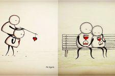 15 Komik ini ungkap sisi gelap dan masa kelam dalam percintaan