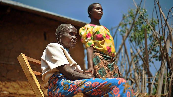 wanita suku Kurya © 2016 brilio.net
