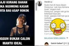 Komentar netizen sindir video Awkarin ini bikin geli sendiri, mak jleb