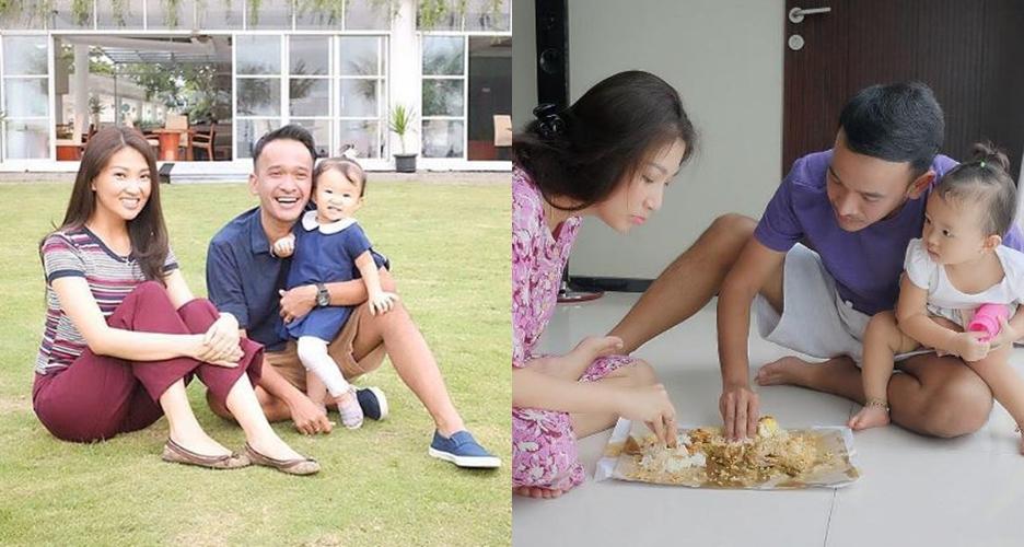 10 Foto ini bukti meski sibuk, Ruben Onsu tetap utamakan keluarga