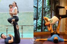 Mengenal Fajar Putra, pelatih yoga artis-artis cantik Indonesia