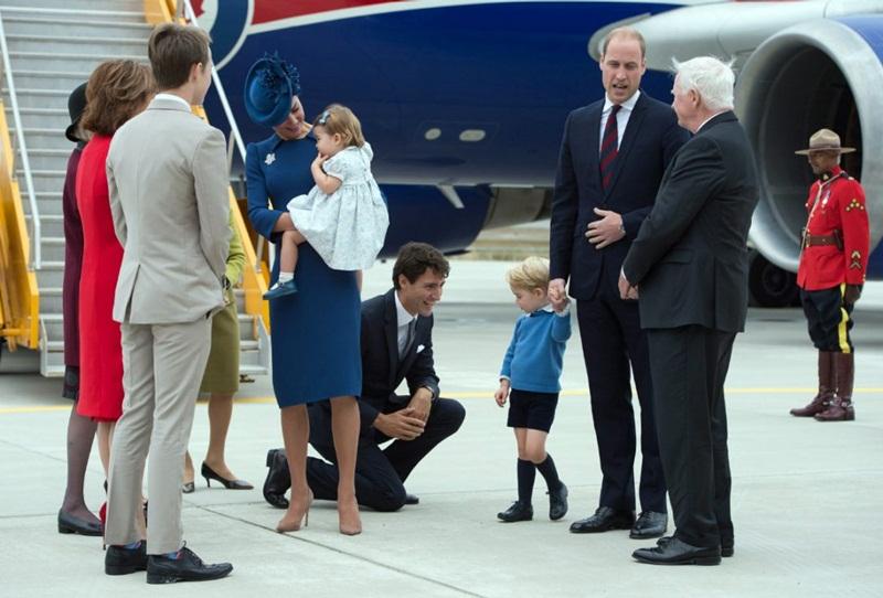 PM Kanada dicuekin © 2016 brilio.net