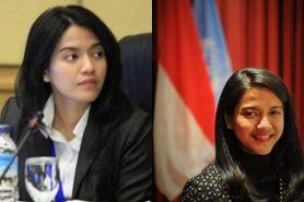 Nara Masista, diplomat cantik Indonesia curi perhatian di sidang PBB