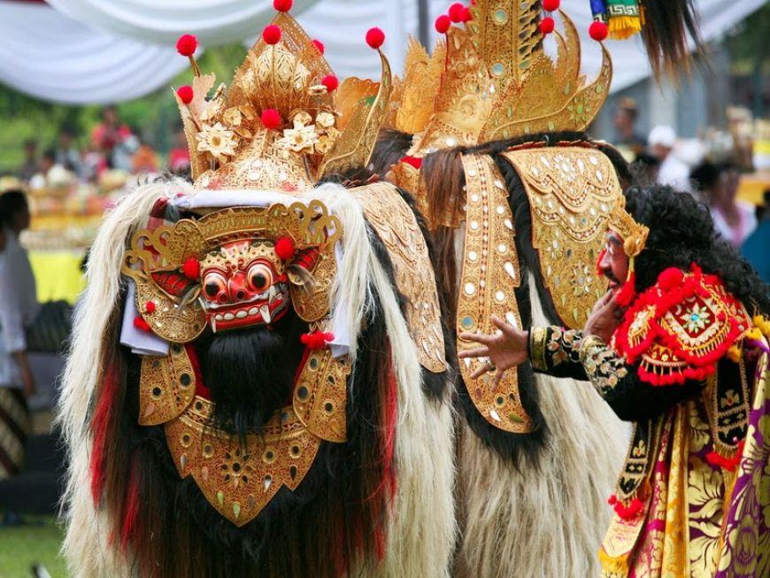 Barong Ket, tari Bali yang diakui UNESCO sebagai warisan dunia