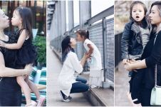 10 Potret kekompakan Kiyomi dan Jennifer Bachdim ini bikin iri deh
