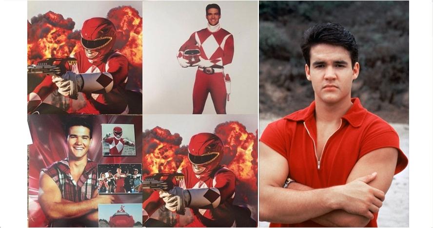 Ingat Jason Ranger merah era 90an? Ini 15 foto penampilannya sekarang