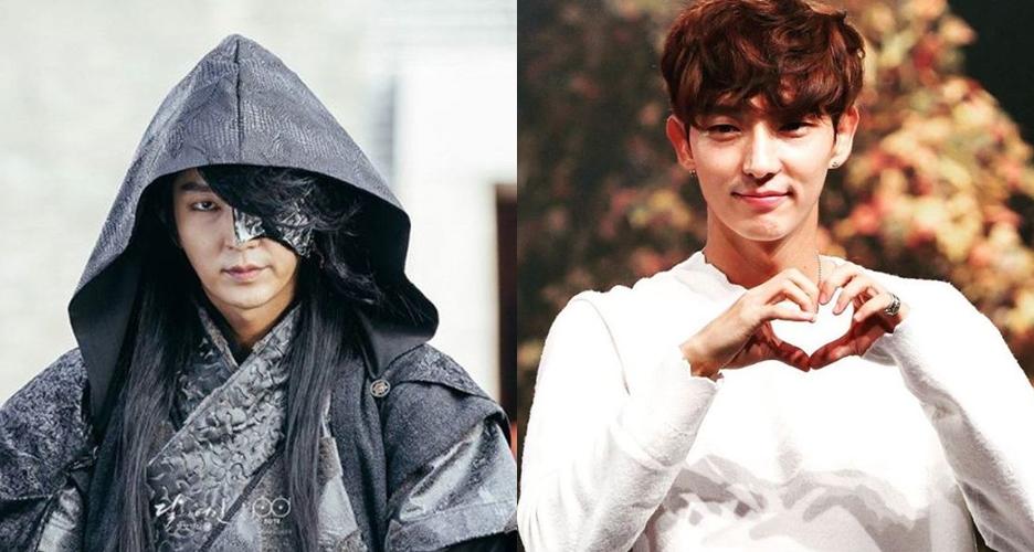 15 Aksi Lee Joon Ki ini jauh dari kesan bengis di serial Scarlet Heart