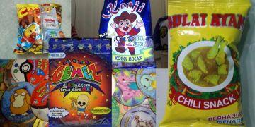Hayo ngaku, kamu dulu beli 7 snack ini karena hadiahnya ya?