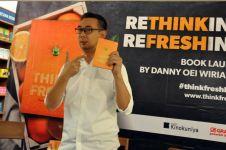'Think Fresh', buku motivasi yang cocok banget buat generasi millenial