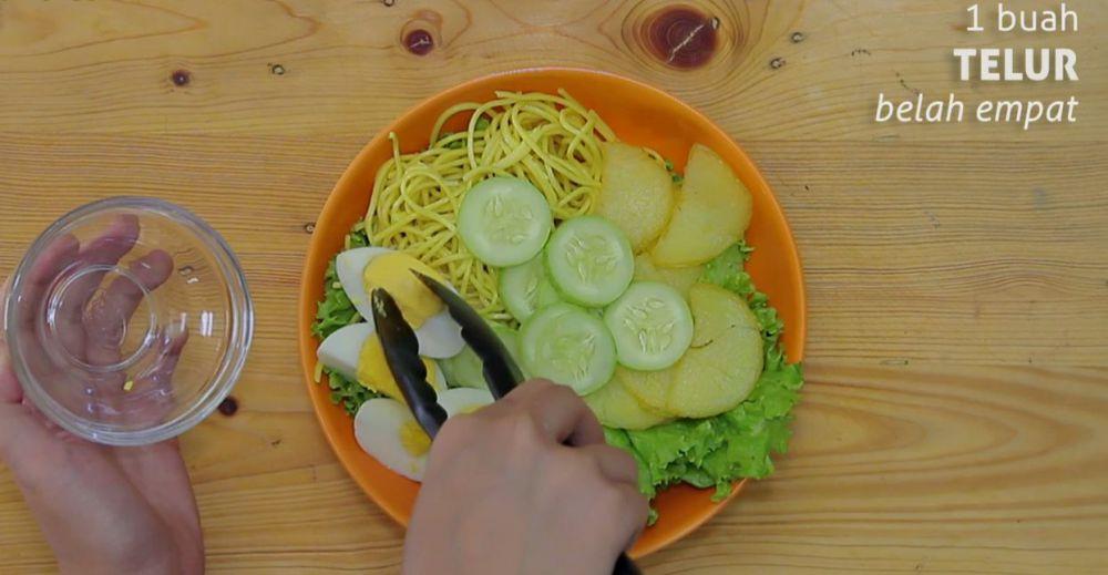 Rujak Pengantin Sensasi Makan Rujak Yang Lain Dari Biasanya