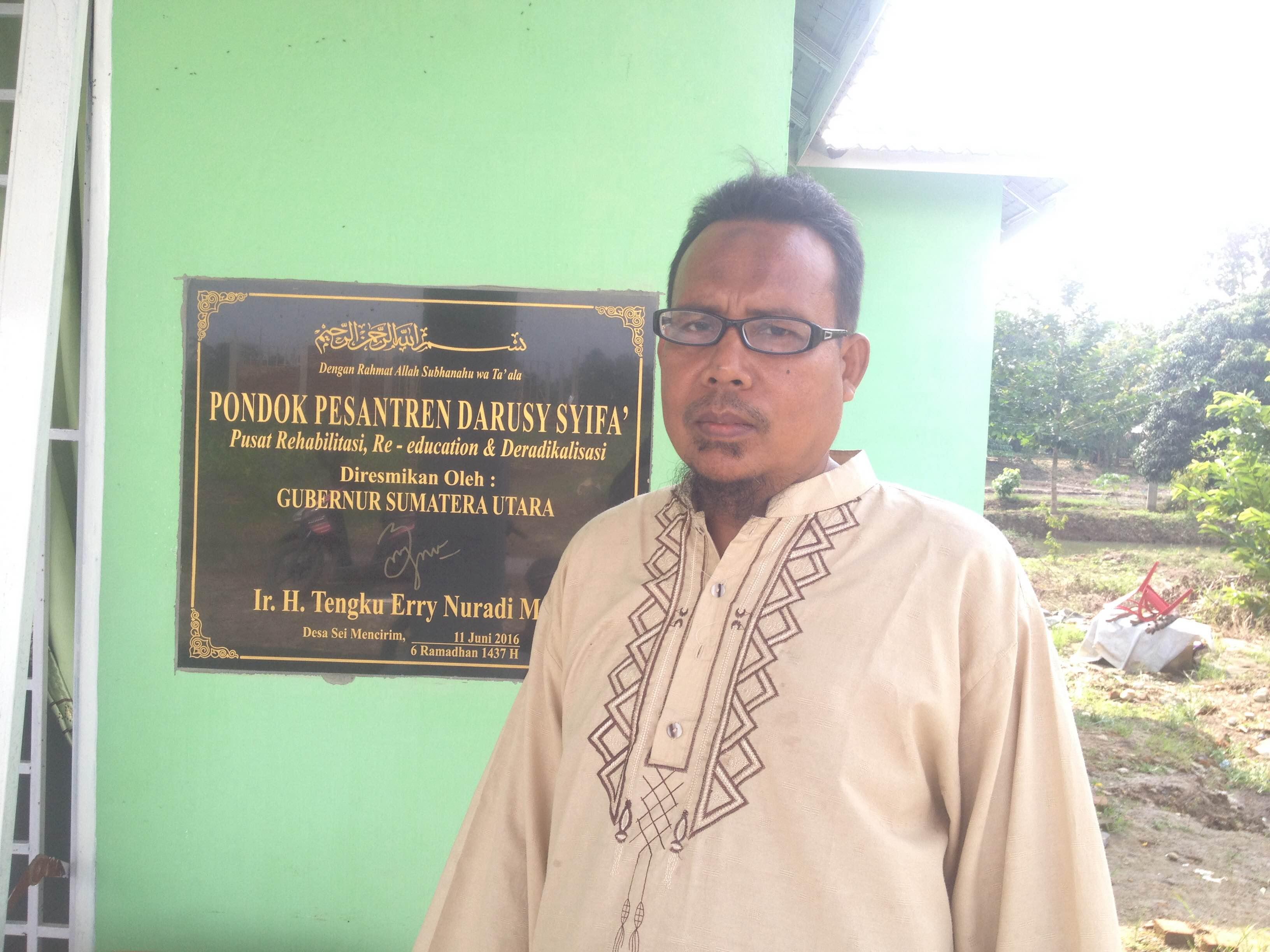 Ponpes Darusy Syifa', didik anak-anak teroris untuk jauhi radikalisme