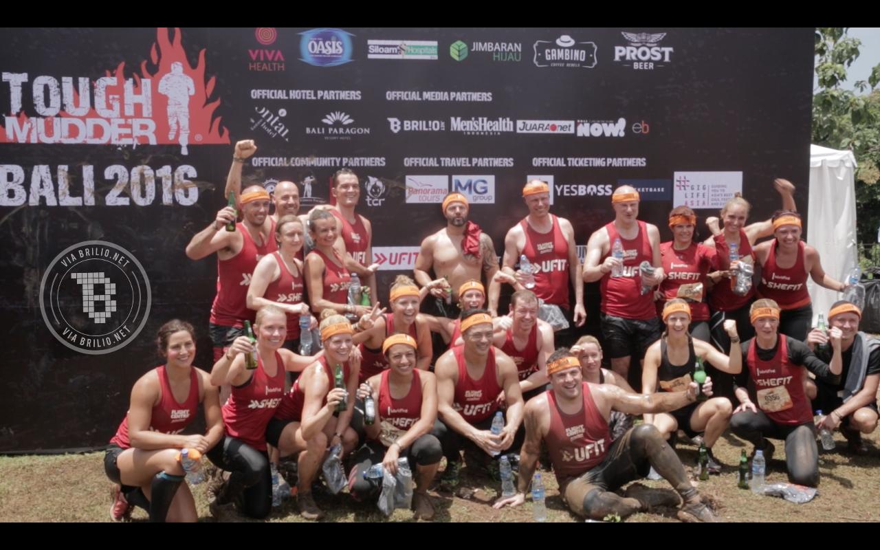 Sukses Tough Mudder Bali, diikuti peserta dari 50 negara
