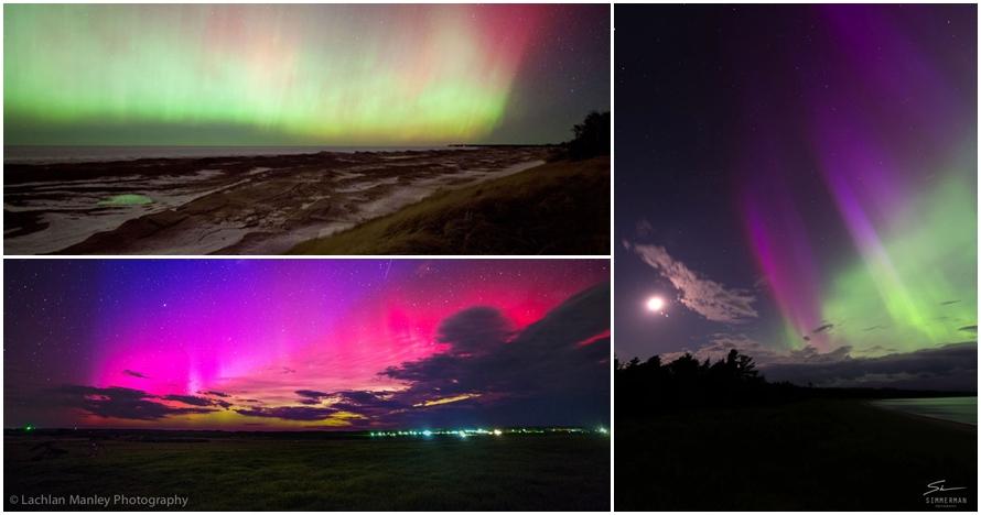 15 Foto penampakan Aurora, indahnya bikin terbuai deh
