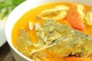Sup kakap asam pedas, menu ini paling cocok kamu santap saat hujan